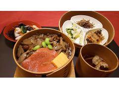 田季野昼食
