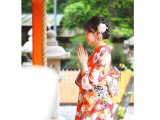 着物どころ京都で創業120年以上。確かな品ぞろえ!