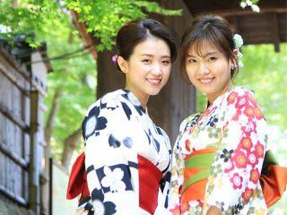 親友同士、姉妹、母娘のかけがえのない京都の旅の記念に!