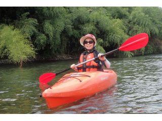 本州最南端の川を、カヤックで川下りして楽しもう〜!!