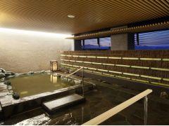 東山の湯 半露天風呂