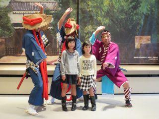 郷土芸能「泰平踊」を親子で体験しよう