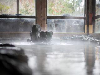 【土日祝】日帰り入浴♪ 名取川のせせらぎを聞きながら自然を肌で感じる自慢の絶景露天風呂 \\女性・カップル・ファミリーにオススメ//