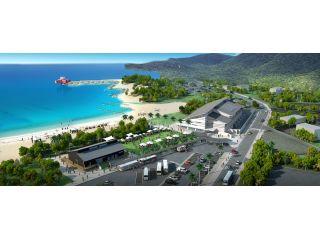 竜串海域公園(竜串海中公園) 2019年:スノーピークキャンプ場オープン!、2020年:竜串ビジターセンター、新足摺海洋館(水族館)オープン!