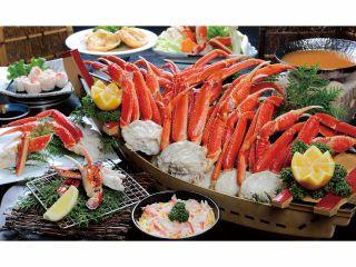 【H3204B】群馬の名湯老神温泉とカニざんまい食べ放題!/池袋発