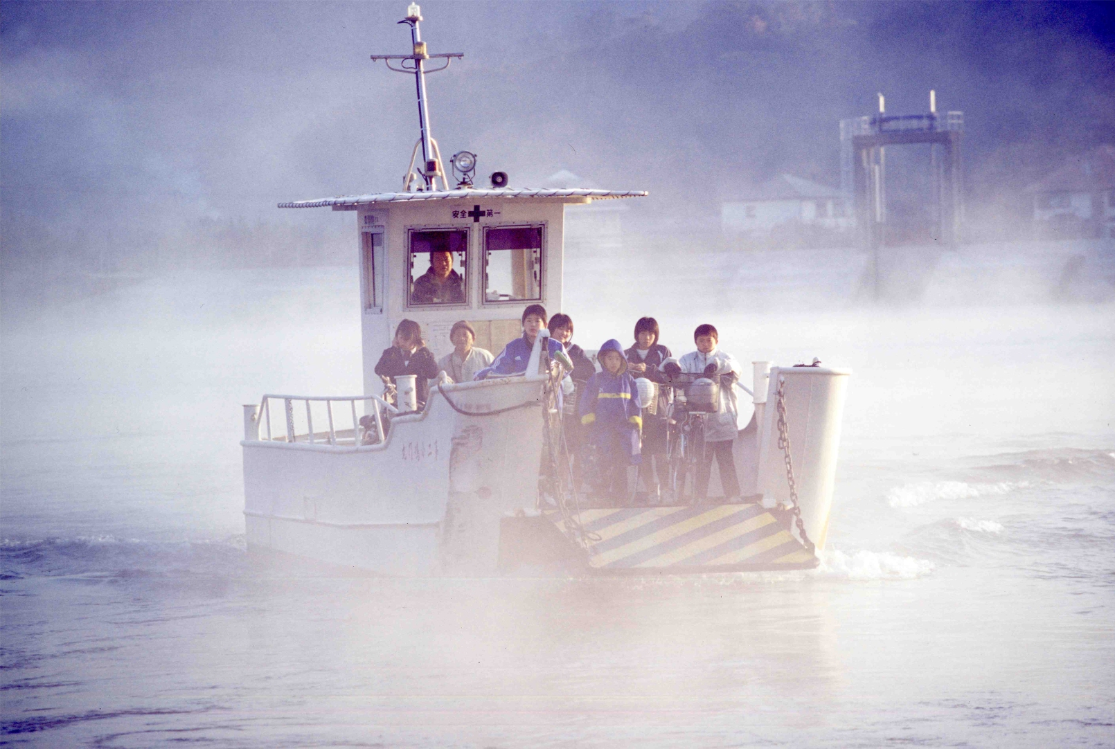 【鳴門まち歩き♪】鳴門の渡船(渡し舟)と撫養街道散策