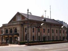 旧凱旋記念館(佐世保市民文化ホール)