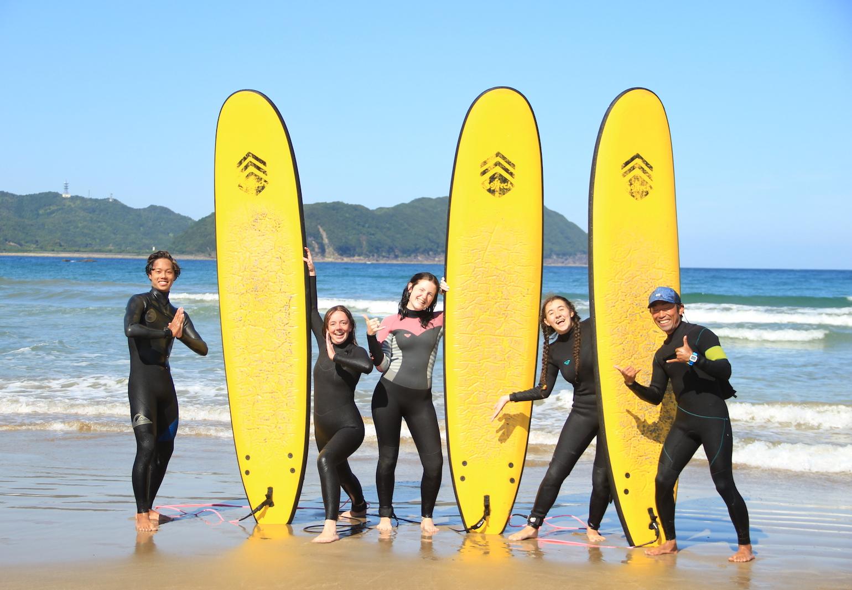 ≪初心者大歓迎≫徳島県海部郡×サーフィンデビュー♪丁寧なアドバイスで初めての方で...