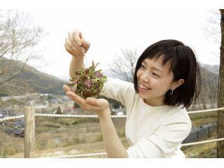 自分のお庭も美しく! 季節の花の寄せ植え体験