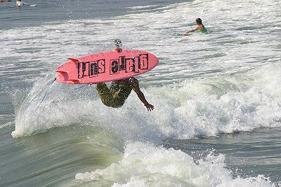 【徳島市×サーフィン体験】初心者大歓迎♪午前サーフィンスクール♪1名~予約OK!