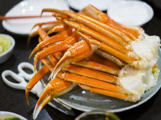 蟹足食べ放題!  ※写真はイメージになります。