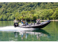 スピードと最高水準の安定性!イギリス特殊部隊が採用する特別な船・リブボート!