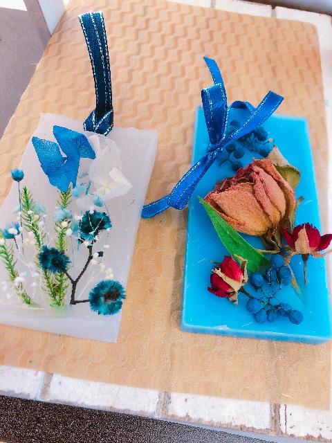 【1dayレッスン*キャンドルサシェ体験*】香りを楽しむキャンドル♪2つお作りい...