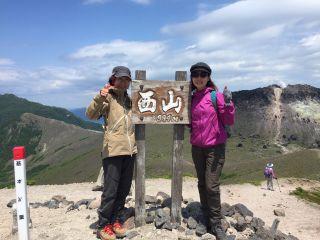 樽前山は支笏洞爺国立公園内にある美しい山。札幌から90分、千歳空港から45分で行ける大自然。