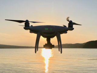 ドローン空撮体験 使用機材