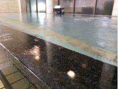 那須火山帯の恵みを受け、地下900メートルから湧き出る、源泉かけ流しの温泉です☆