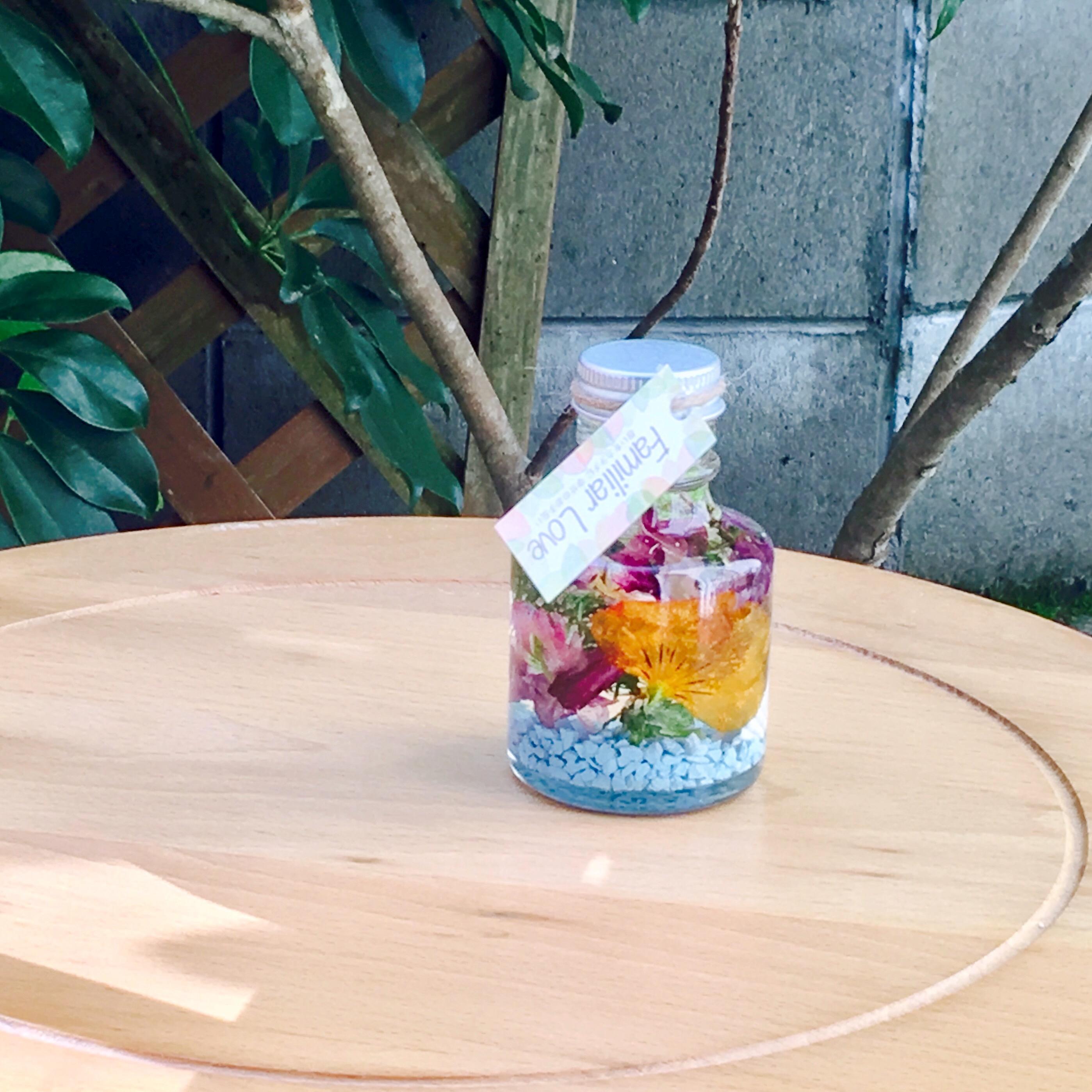 【 和歌山市内 】*◎ハーバリウム体験◎*今SNSでも大人気!特殊な液体の中に植...