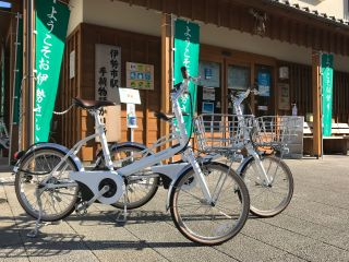 Panasonic 電動アシスト付き自転車