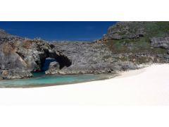 南島の扇池