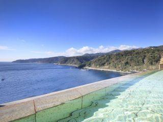 太平洋を一望できる、かつてない大パノラマと驚きの開放感