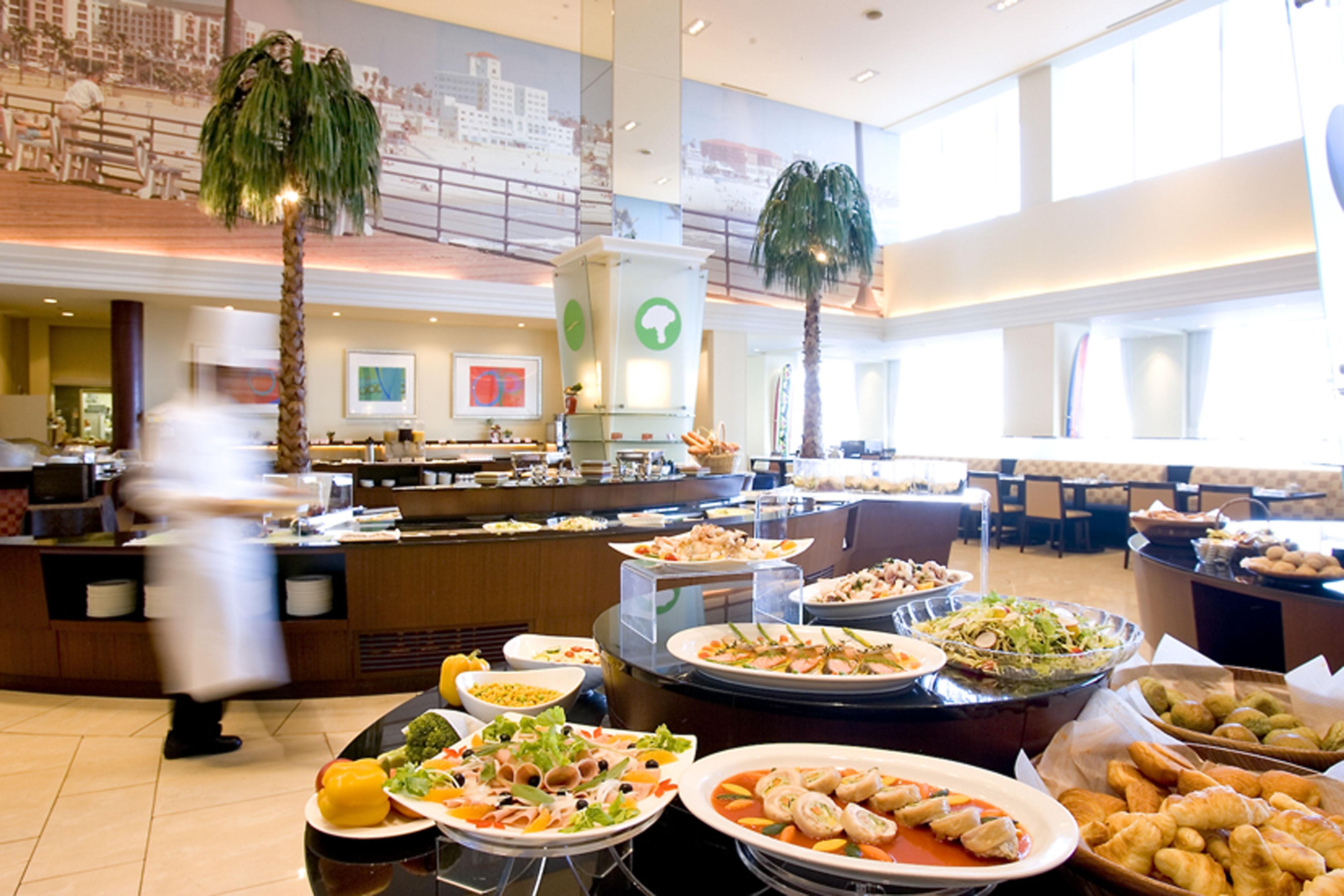 メリケンパーク オリエンタル ホテル レストラン 神戸