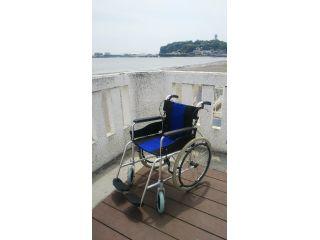 【4月〜9月】★車椅子レンタル★ 3時間プラン