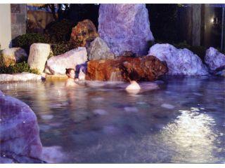 【24時間いつでも入浴OK!】石和温泉と薬石の湯で5つのこだわりを体感♪〈入館プラン〉