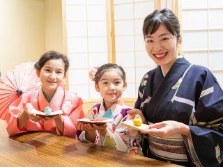和菓子のデザインはあなた次第!世界に1つだけのあなただけの和菓子が作れますよ♪