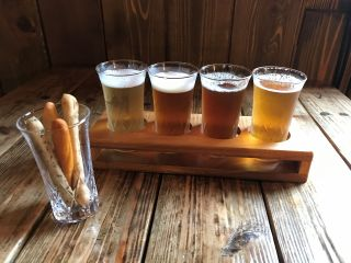 極上のビールをお楽しみください!