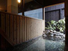 タイル浴場 露天風呂