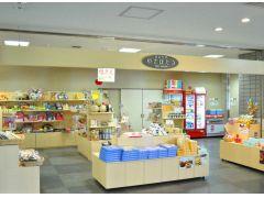 売店には沼田産のトマトを使用した濃厚なトマトジュースや、お米なども。沼田へ来た記念にどうぞ。