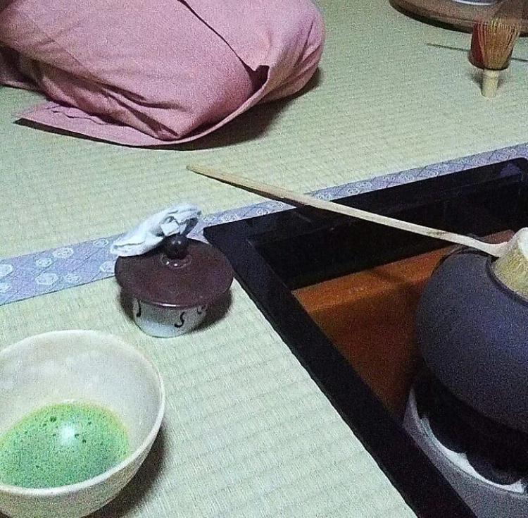 昭和の民家で茶道体験(①20分程度 ②40分~ ③④60分~