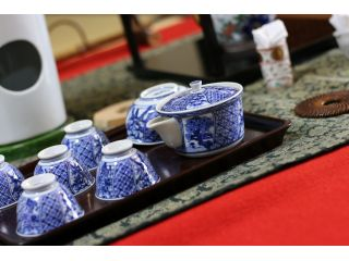 《各回一組限定》 煎茶道体験『煎茶席&お点前』コース