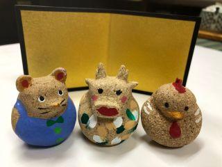 【桐のこ人形絵付け体験】会津特産の桐で作った人形「桐のこ人形」の絵付け体験♪干支やかえる・ふくろうなどお好みの人形をお選び頂けます!喜多方駅から徒歩7分でアクセスも◎