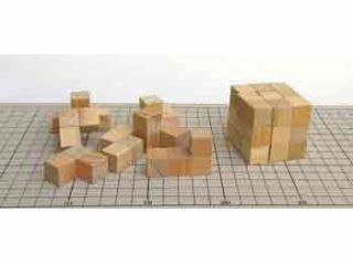 木で作る立体パズル作り♪ 当日お持ち帰りOK!福井駅徒歩10分!駐車場あり(※2台まで)!ファミリーにおすすめ!