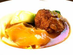 【選べるメイン料理】フカヒレ姿煮 大きな肉団子添え(※写真はイメージです。)