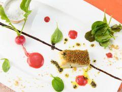 秋の味覚がつまったフランス料理『シェフの気まぐれフレンチ』をお楽しみに♪(※写真はイメージです。)