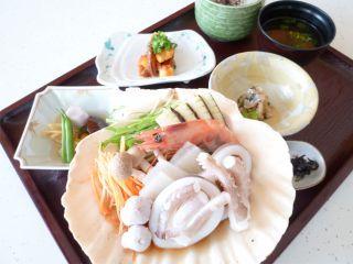 【伝統魚醤】能登いしり貝焼き鍋定食