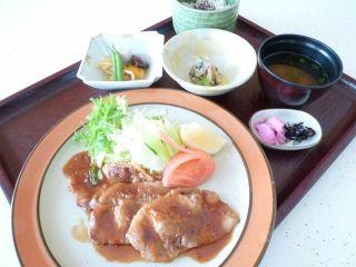 【おすすめ定番】豚生姜焼き定食