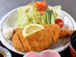 【おすすめ定番】トンカツ定食
