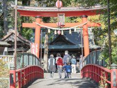 冨士山下宮 小室浅間神社です。
