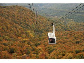 八甲田山ロープウエイコース【2020年11月8日〜12月15日 ロープウェイ運休のためご利用出来ません】