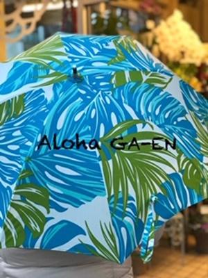 【和歌山県和歌山市】ハワイアン日傘体験プレゼントあります♪スイーツ&ティーサービ...
