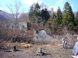 大蔵鉱山跡1