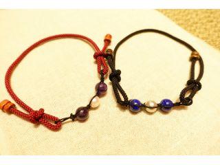 伊勢志摩真珠ブレスレット作り体験※体験料は1つ分です。