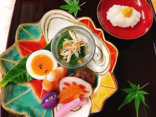 【鼻高懐石(茜)コース】料理長こだわりの食材を使った料理は目と舌で味わえる逸品ばかり♪【ご家族/グループにおすすめ】