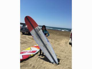 【石川・内灘海岸】サーフィン体験レッスン*\初めての方歓迎/【2〜3時間プラン】