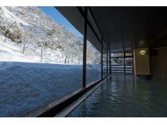 大浴場(積雪時)