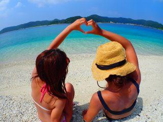世界が恋する海と言われた慶良間諸島