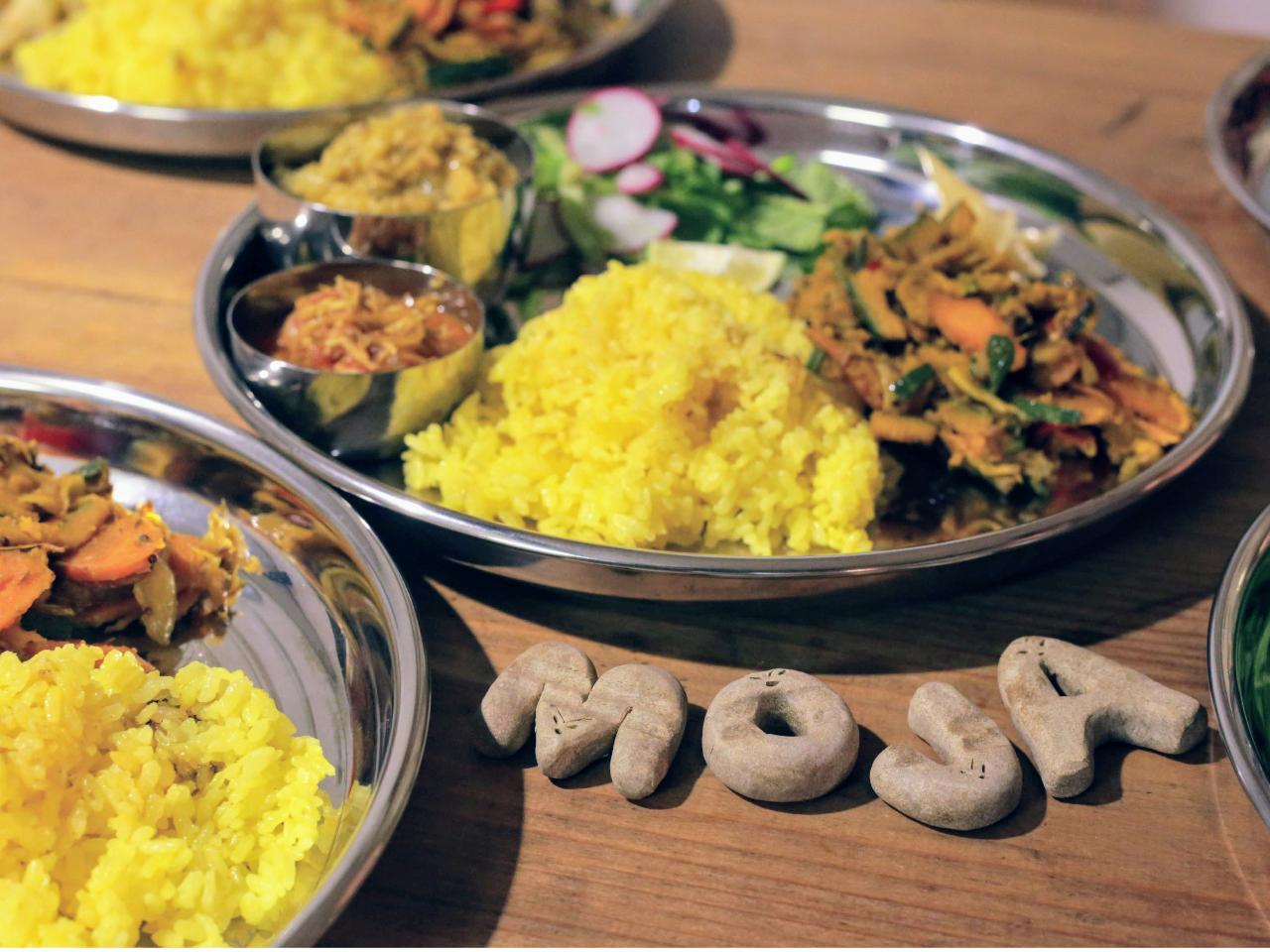 《スパイスカレー作り体験》3種類の食べ比べ☆★#神山のゲストハウス